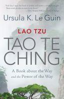Lao Tzu: Tao Teh Ching