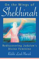 On the Wings of Shekhinah