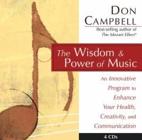 The Wisdom & Power Of Music