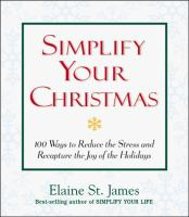 Simplify your Christmas