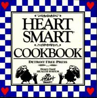 Heart Smart Cookbook
