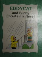 Eddycat and Buddy Entertain A Guest