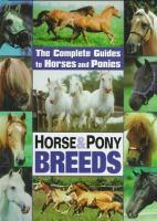 Horse & Pony Breeds