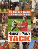 Horse & Pony Tack