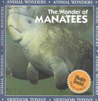 The Wonder of Manatees