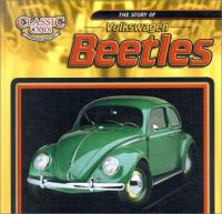 The Story of Volkswagen Beetles