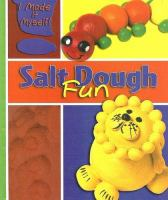 Salt Dough Fun