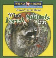 What Forest Animals Eat