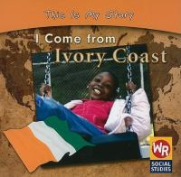 I Come From Ivory Coast