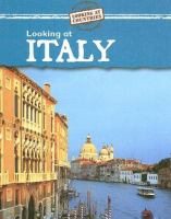 Looking at Italy
