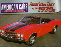 American Cars of the 1970s