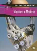 Machines in Medicine