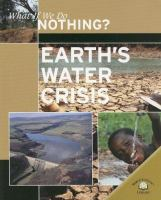 Earth's Water Crisis