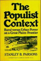 The Populist Context