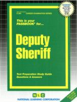 This Is Your Passbook For Deputy Sheriff