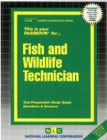 Fish and Wildlife Technician