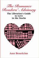 The Romance Readers' Advisory
