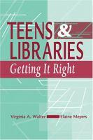 Teens & Libraries