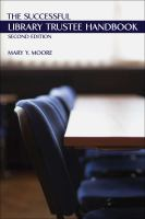 The successful library trustee handbook