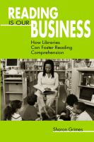 Reading Is Our Business