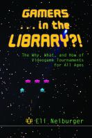 Gamers-- in the Library?!