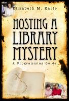 Hosting A Library Mystery