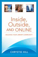 Inside, Outside, and Online