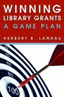 Winning Library Grants