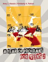 A Year of Programs for Teens 2