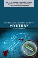 The Readers' Advisory Guide to Mystery