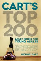 Cart's Top 200 Adult Books for Young Adults