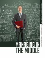 Managing in the Middle