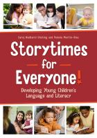 Storytimes for Everyone!