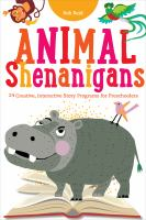 Animal Shenanigans