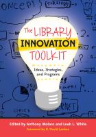 The Library Innovation Toolkit