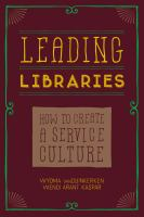Leading Libraries