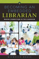 Becoming An Embedded Librarian