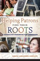 Helping Patrons Find Their Roots