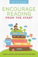 Encourage Reading From the Start