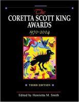 The Coretta Scott King Awards, 1970-2004