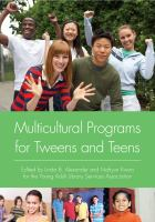 Multicultural Programs for Tweens and Teens