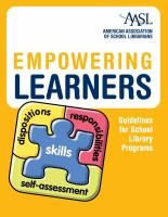 Empowering Learners