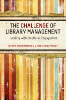 The Challenge of Library Management