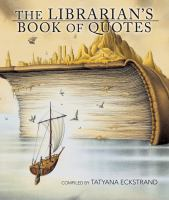 Librarian's Book of Quotes