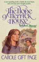 The Hope of Herrick House