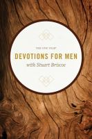 The One Year Book of Devotions for Men