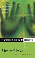 Forbidden Doors #1/The Society