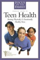 Parents' Guide to Teen Health
