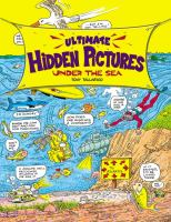 Ultimate Hidden Pictures Under the Sea