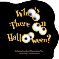 Who's There on Halloween (braille)
